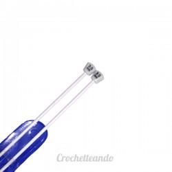DOS AGUJAS DE 3mm