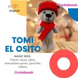 Patron Tomi El Osito