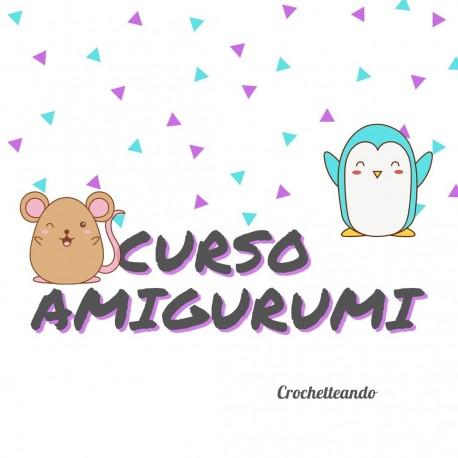CURSO AMIGURUMI CROCHET