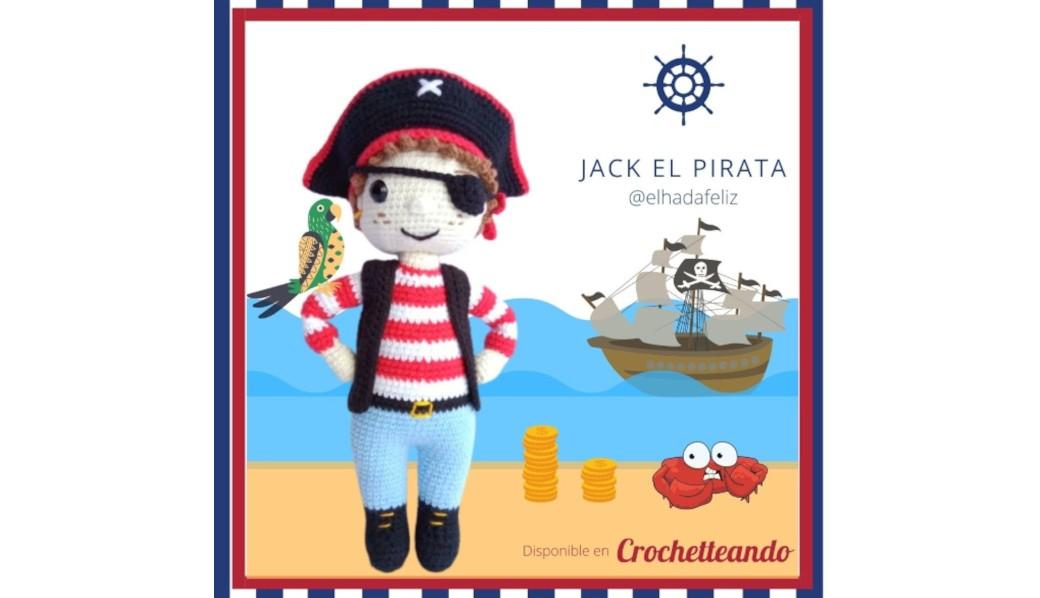 Patron Jack El Pirata