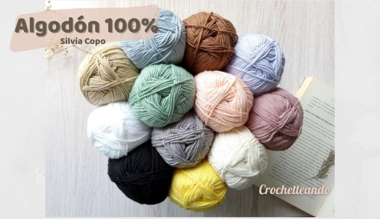 Silvia Copo Algodón 100% Tangüis